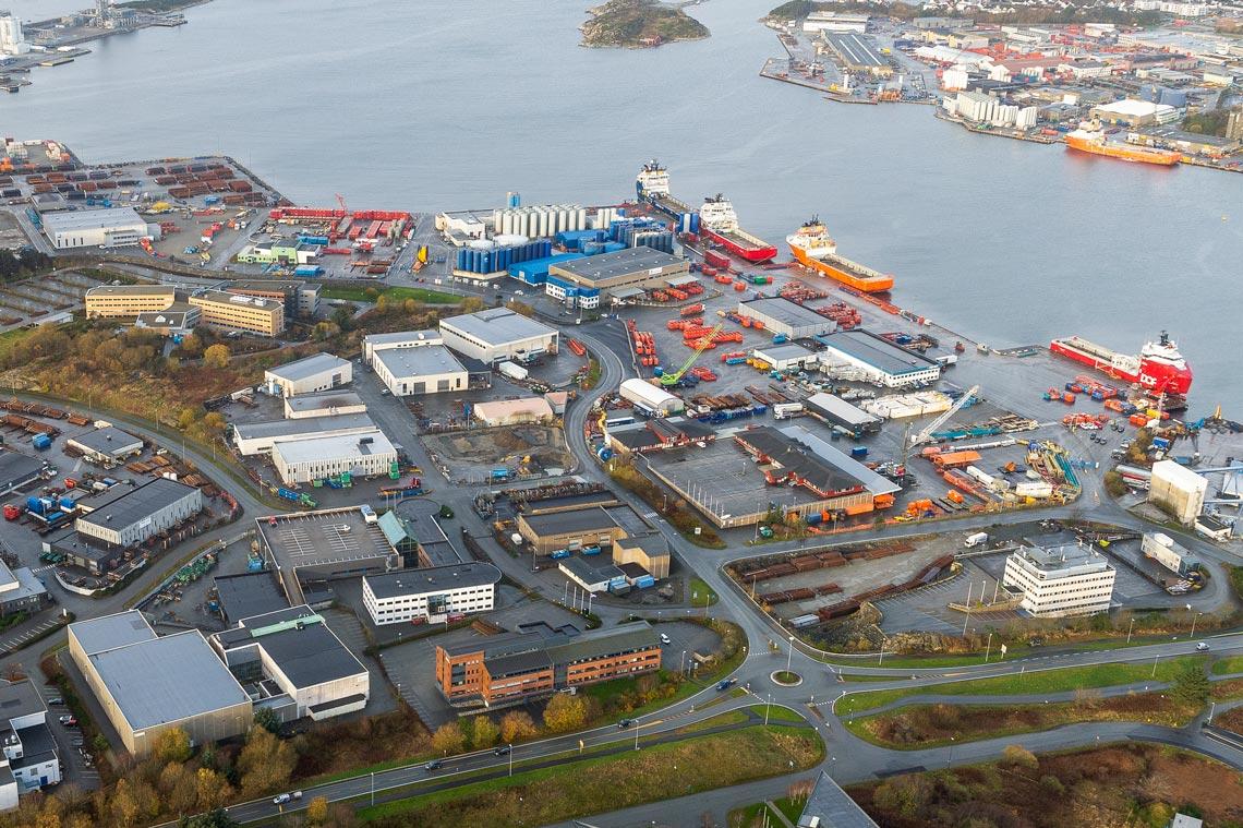Hammaren Risavika kombibygg – Havnebase